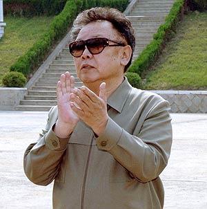 El presidente norcoreano Kim Jong Il. (Foto: AFP)