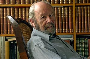 José Manuel Caballero Bonald. (Foto: Begoña Rivas)