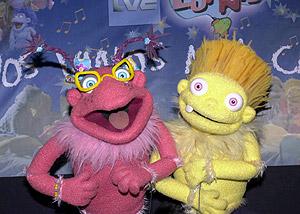 Lupita y Lucho, dos de los protagonistas de la serie. (Foto: TVE)