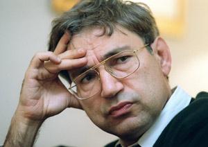 El turco Orhan Pamuk es el favorito en las casas de apuestas. (Foto: Kike Para)