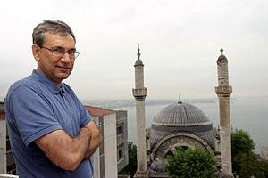 Orhan Pamuk. (Foto: EFE)