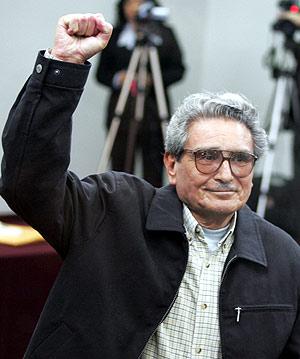 El líder de Sendero Luminoso, Abimael Guzmán. (Foto: REUTERS)