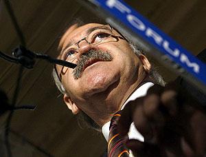 El presidente de ERC, Carod Rovira. (Foto: EFE)
