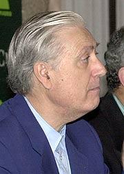 Antonio Miguel Bernal. (Foto: EFE)