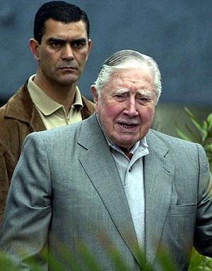 El dictador en una imagen de 2002. (Foto: AP)