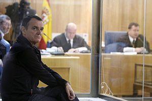 De Juana, durante el juicio. (Foto: EFE)