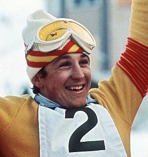 Tras ganar el oro en Sapporo. (AFP)