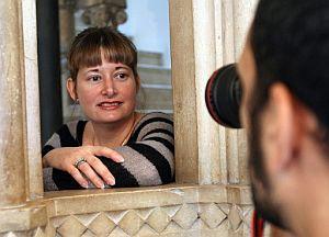 Teresa Dovalpage. (Foto: EFE)