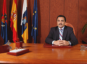 Francisco Valido. (Foto: Ayto. Telde)