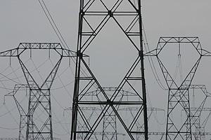 Torres de electricidad. (Foto: AFP)