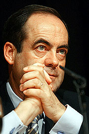 José Bono. (Foto: EFE)