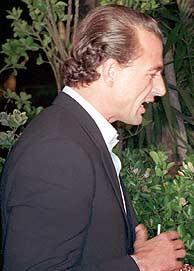 Alessandro Lequio. (Foto: Quique García)
