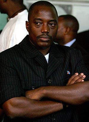 Joseph Kabila. (Foto: AFP)