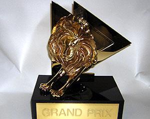 El codiciado Gran Premio de titanio.