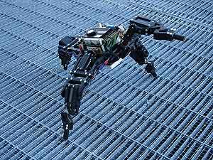El robot casi autosuficiente. (Foto: Science)