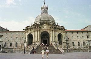 Santuario de Loyola. (Foto:EL MUNDO)