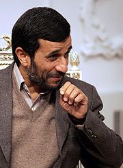 Mahmud Ahmadinejad. (Foto: AFP)