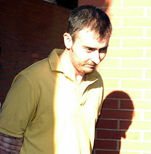 El 'Asesino de la Baraja'. (Foto: Gonzálo Hernández)