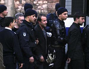 La Policía disolvió el miércoles una protesta contra el Papa en Estambul. (Foto: REUTERS)