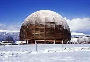 Una de las instalaciones del CERN en Ginebra. (Foto: CERN)