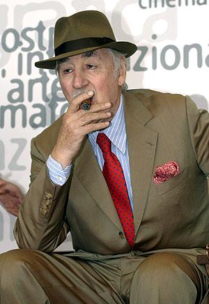 Philippe Noiret en 2002. (Foto: AP)