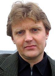 Litvinenko, en una imagen de mayo de 2002. (Foto: AP)