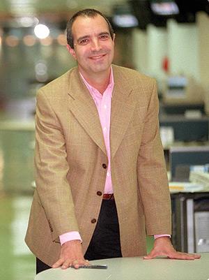 Luis Fernández. (Foto: Carlos Barajas)