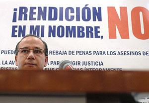 Felipe Alcaraz. (Foto: EFE)