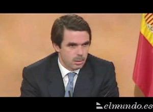 Fotograma del vídeo del PSOE sobre la tregua.