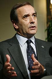 José Antonio Alonso. (Foto: EFE)