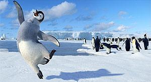 Una escena de baile de 'Rompiendo el hielo'.