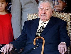 11 de septiembre de 2003, 30º aniversario de su golpe de Estado. (Foto: EFE)