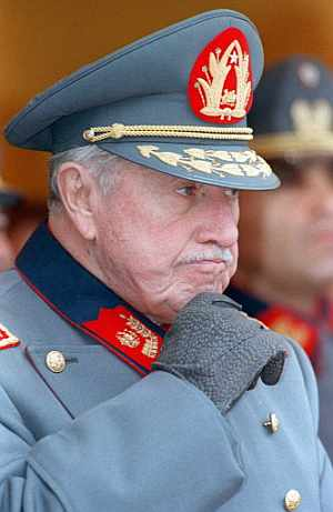 Augusto Pinochet. (Foto: AFP)