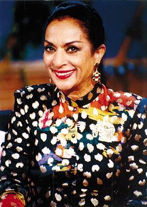 Lola Flores. (Foto: EL MUNDO)