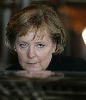 La canciller alemana, Angela Merkel. (Foto: AFP)