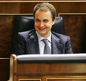 José Luis Rodríguez Zapatero. (Foto: REUTERS)