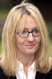 J.K. Rowling. (Foto: AP)