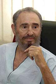 Fidel Castro, en una imagen tomada en el pasado septiembre. (Foto: REUTERS)