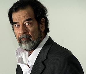 Sadam Husein en una imagen tomada el pasado mes de agosto. (Foto: REUTERS)