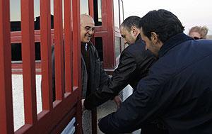 Tejeiro sale de prisión. (Foto: Antonio Heredia)