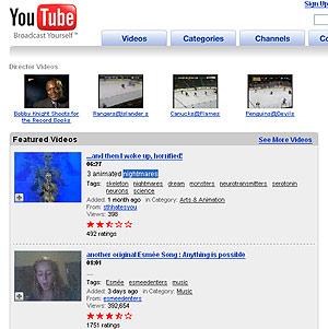 YouTube es, para El Catalejo, lo mejor de 2006 en la Red.