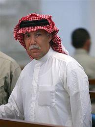 Ibrahim al-Tikriti, también condenado a la horca. (Foto: AFP)