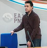 Iñigo Urkullu. (Foto: EFE)