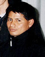 Carlos A. Palate. (Foto: EFE)