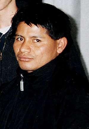 Carlos Alonso Palate. (Foto: EFE)