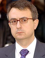 Juan del Olmo. (Foto: EFE)