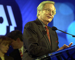 Bill Moyers. (Foto: AP)