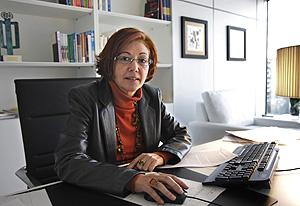 La directora de Casa Árabe, Gema Martín Muñoz. (Foto: EFE)