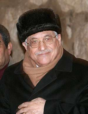 Abu Mazen, presidente de la ANP. (Foto: AFP)