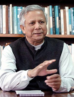 Mohamed Yunus. (Foto: AFP)